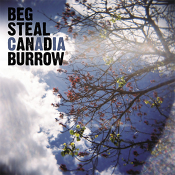 Beg Steal 	    and Burrow cover